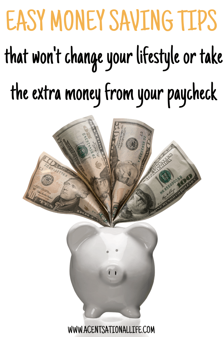 Easy Money Saving Tips for Young Adults