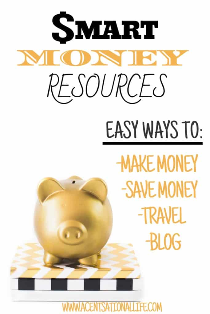 Easy ways to make money and save money