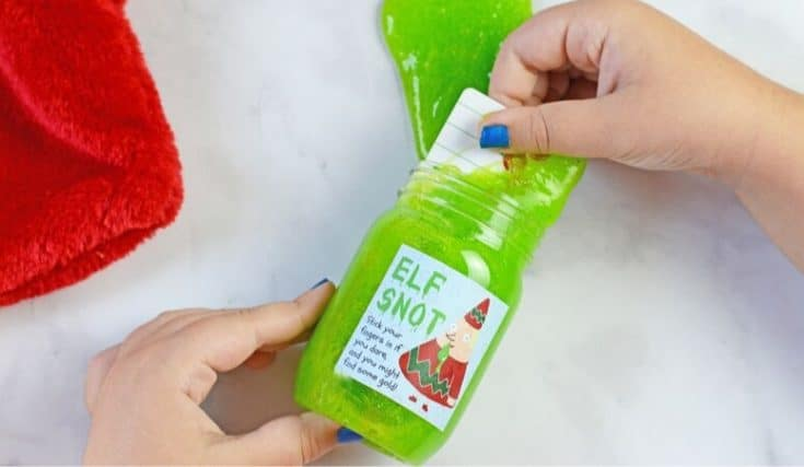Elf Snot   Christmas Gift Idea for Kids!