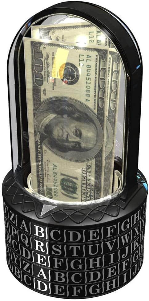 Cryptex - Brain Teaser & Coin Bank