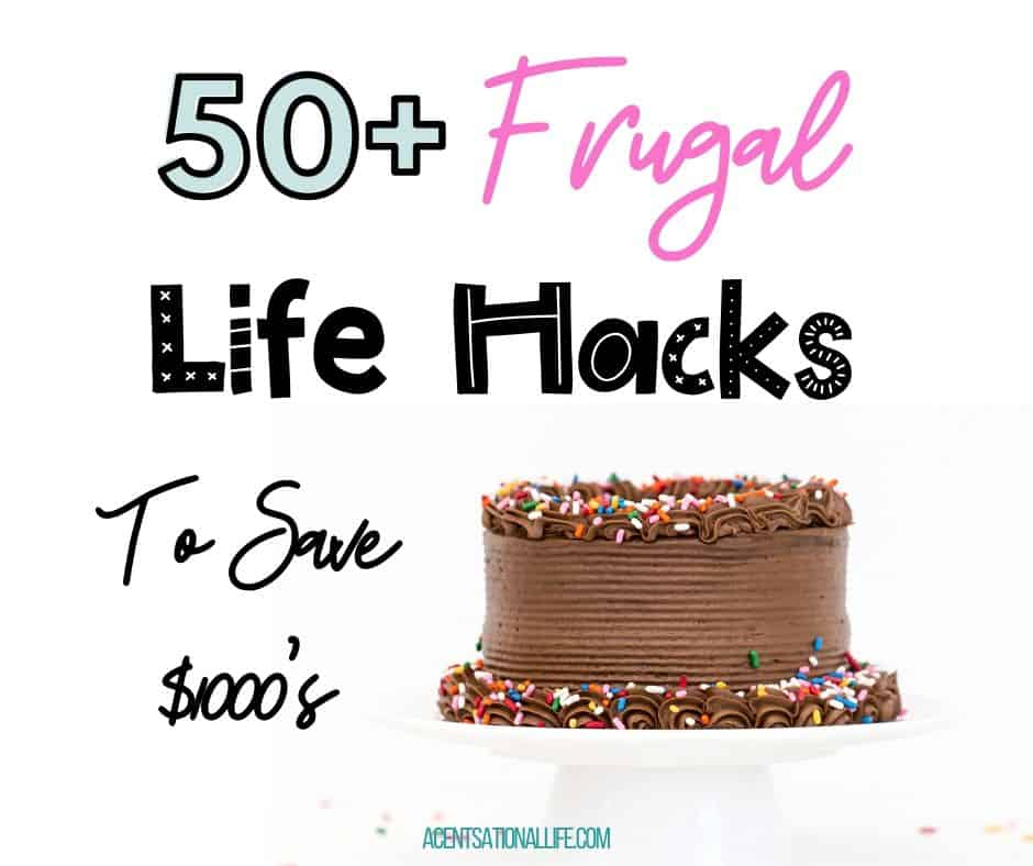 Frugal Life Hacks