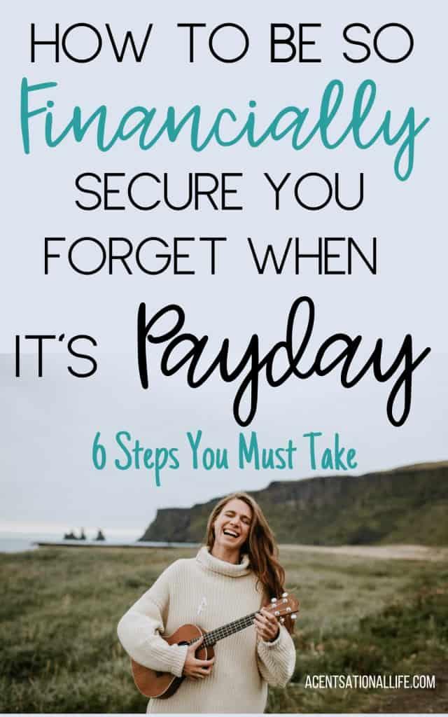 Struggling Financially To Pay Bills