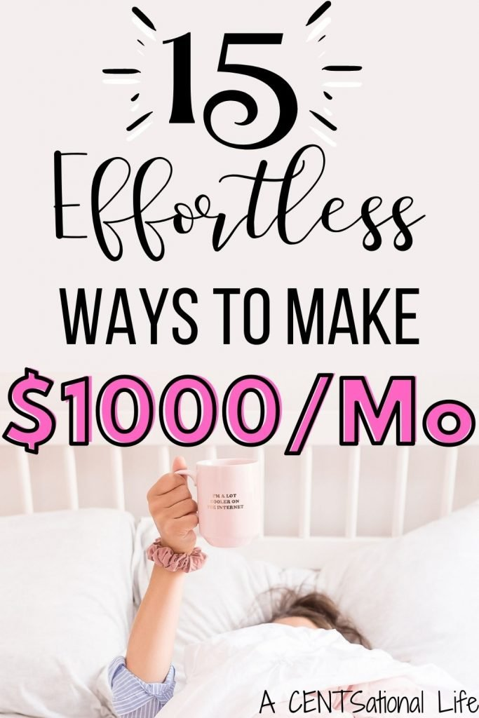 Make $1000 A Month