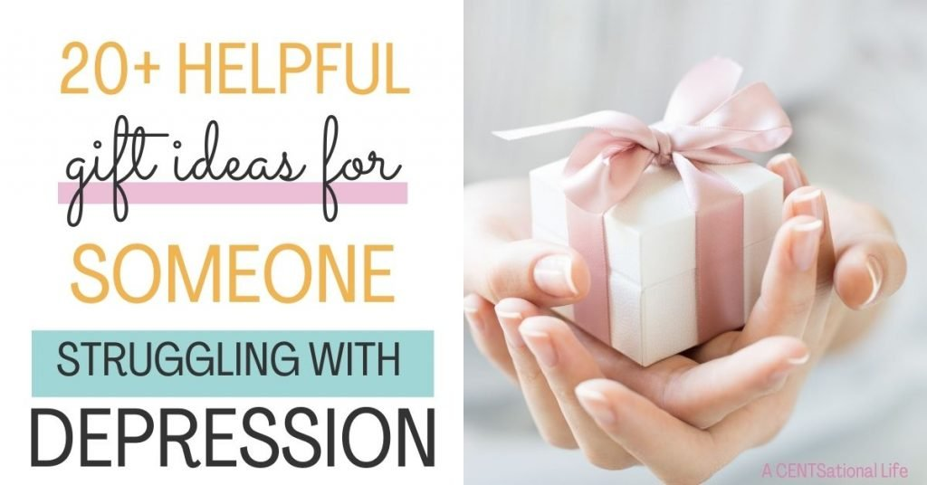Gifts for people with depression.