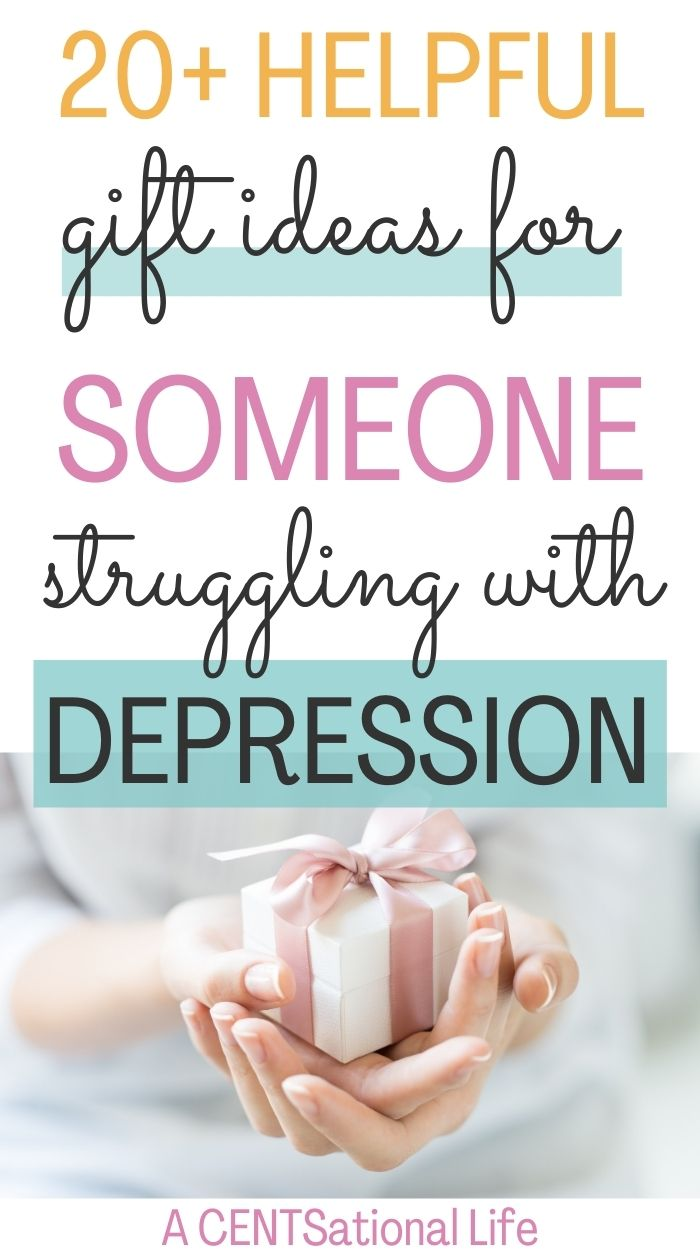 gifts for depressed people