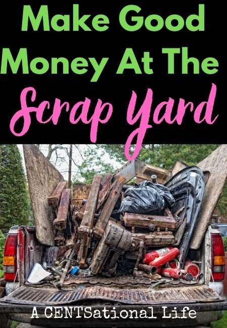 Scrapping Yard Near Me