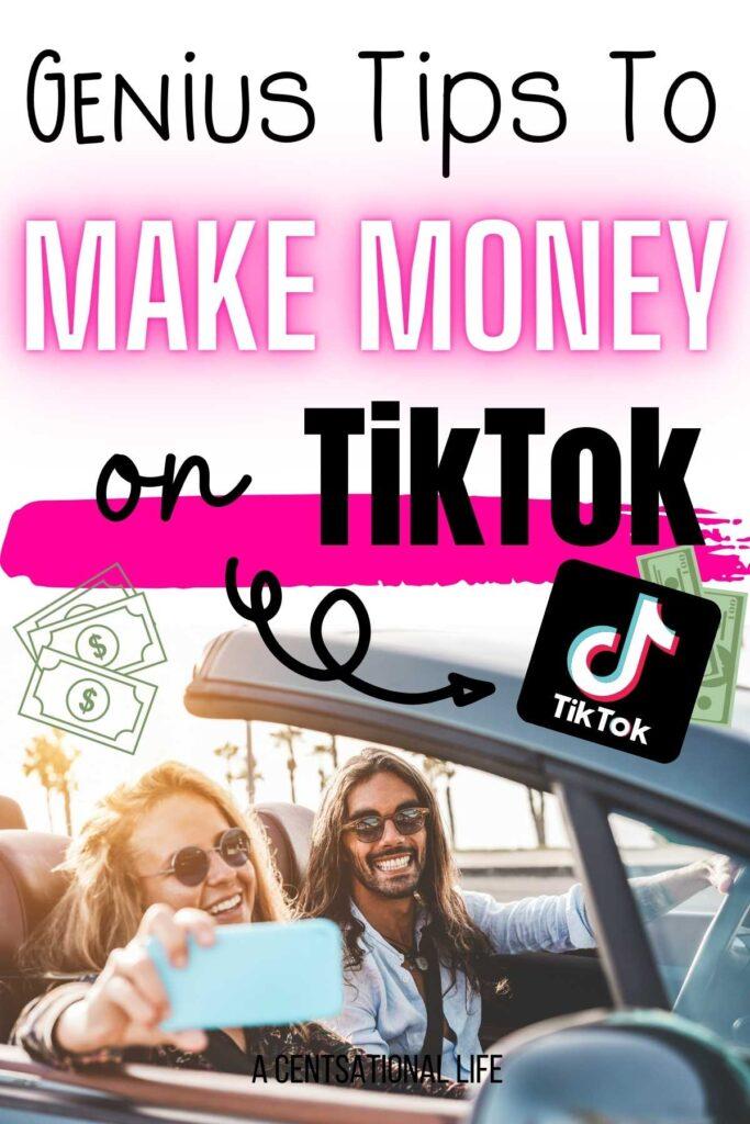 How To Make Money TikTok
